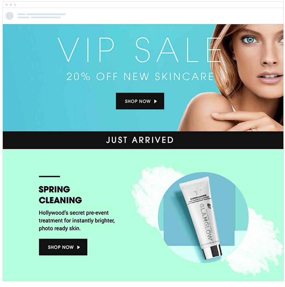 Sephora VIB email